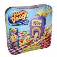 Moon Dough sada (pizza, zmrzlinářský vozík, pokladna)