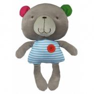 Bobbie & Friends dotyková plyšová hračka se zvuky