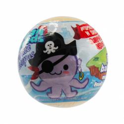 Pěna do koupele s figurkou Ocean friends pirate 140 g