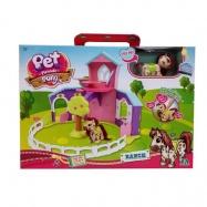 Pet Parade poník hrací sada ranč