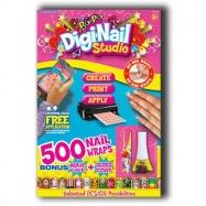 BO - PO digi Nails štúdio so samolepkami