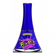 BO-PO lak na nechty fialová Grape sóda