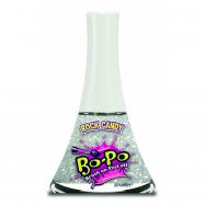 BO-PO lak na nechty strieborný Rock Candy