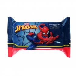 Vlhčené obrúsky 15 ks Spiderman