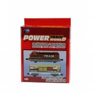 Power train World - Lokomotiva a vagón