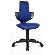Rastúca stolička Ergo S 'Cool modrá