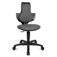 Rastúca stolička Ergo S'Cool čierna