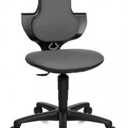 Rosnące krzesełko Ergo S' Cool czarne