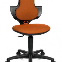 Rosnące krzesełko Ergo S' Cool pomarańczowe