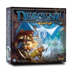 Descent: Výpravy do temnot - druhá edice