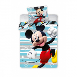Detské obliečky Myšiak Mickey 135x100 cm