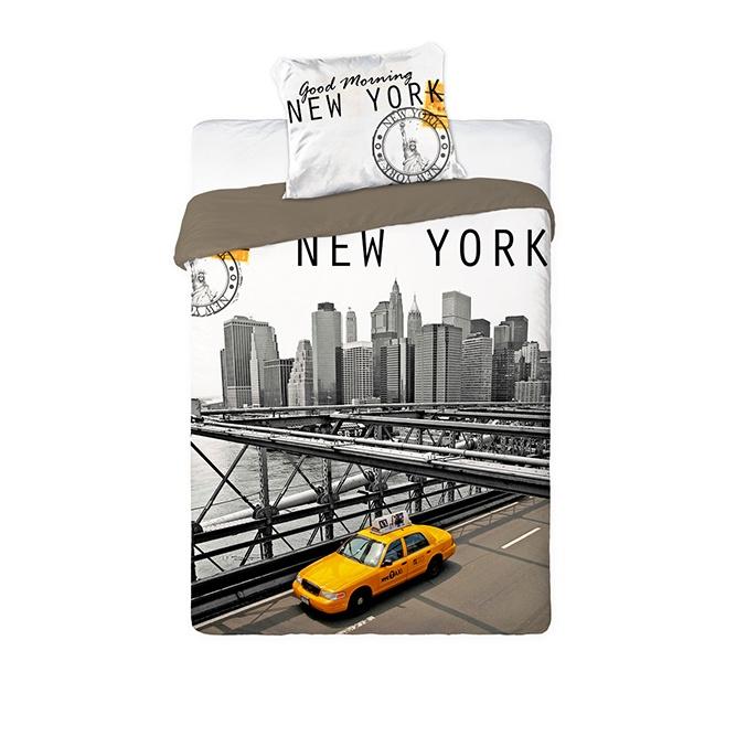 Povlečení New York City 01 - 200x140 cm