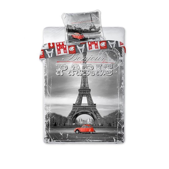 Povlečení Paris City 04 - 200x140 cm