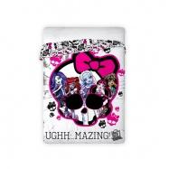 Dětský přehoz Monster High I 23
