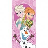 Detská osuška Ĺadové kráľovstvo-Frozen 044