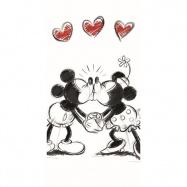 Dětská osuška Mickey & Minnie 002
