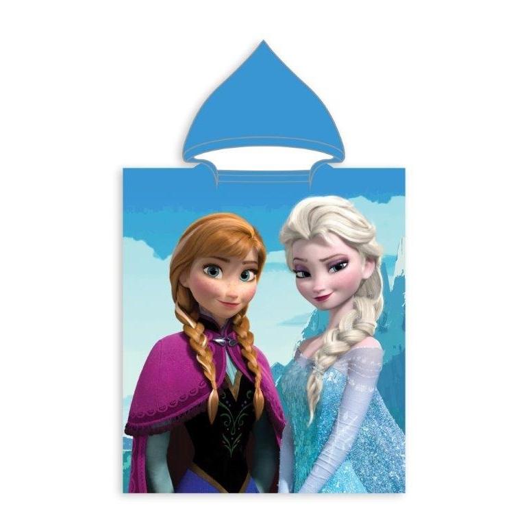 Dětské pončo Ledové království-Frozen 02 Frozen