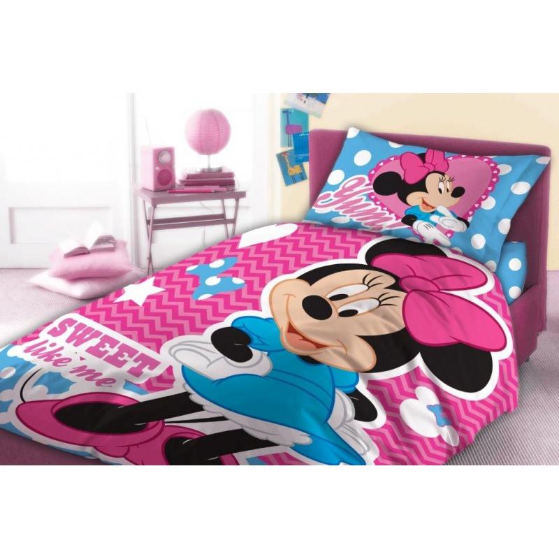 Dětské povlečení Minnie Mouse 019 100x135