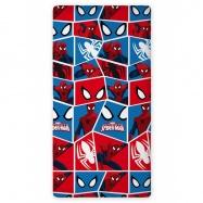 Bavlněné prostěradlo Spider-Man 01