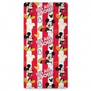 Bavlněné prostěradlo Mickey Mouse 007