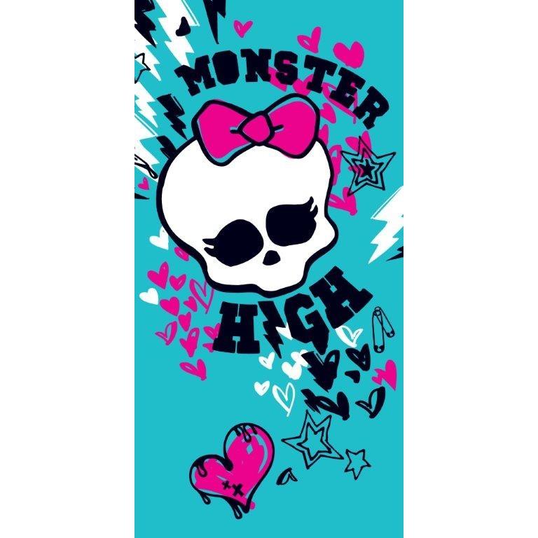 Dětská osuška Monster High II 052