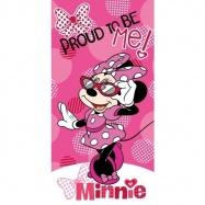 Detská osuška Minnie Mouse 039