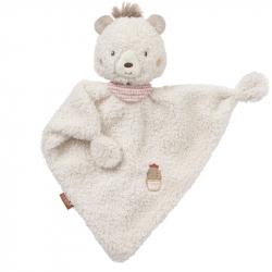 Muchláček medveď