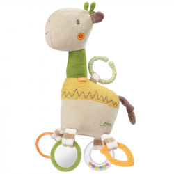Aktivity hračka žirafa