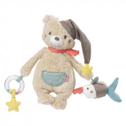 BABY FEHN Bruno Aktivity hračka, medvěd