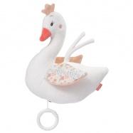 BABY FEHN Swan Lake Hracia hračka, labuť
