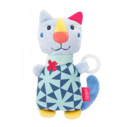 Plyšová hračka kočka, Color friends
