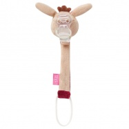 BABY Fehn Monkey Donkey držiak na cumlík oslík