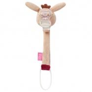 BABY FEHN Monkey Donkey držák na dudlík oslík