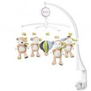 BABY FEHN Monkey Donkey hrací kolotoč opička