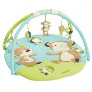 BABY FEHN Monkey Donkey 3D aktivity deka opička