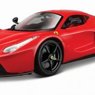 Bburago 1:18 Ferrari Laferrari czerwone