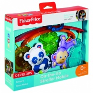 Fisher Price kolotoč na kočárek