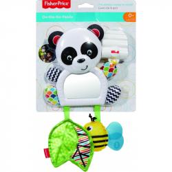 Zawieszka spacerowa panda