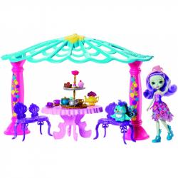 Zestaw Enchantimals Ogrodowa altanka + lalka