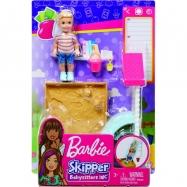 Barbie příběh z deníku chůvy