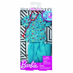 Barbie Ubranka Ken Kariera Astra