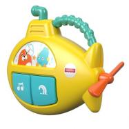 Fisher Price hudební ponorka