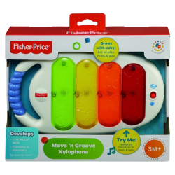 Fisher Price xylofón