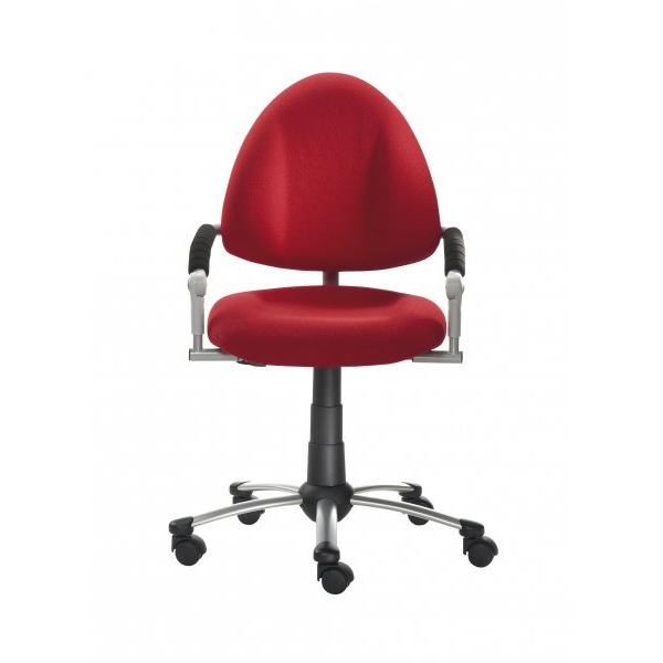 Rostoucí židle dětská Freaky jednobarevná volba potahu