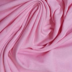 Bavlněné prostěradlo 200x90 cm - růžové