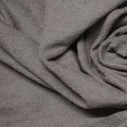 Froté prostěradlo 160x80 cm - šedé