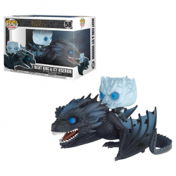Funko POP Rides: Game of Thrones: Viserion & Night King