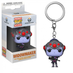 Funko POP Keychain: Overwatch- Widowmaker