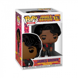 Funko POP Rocks: James Brown