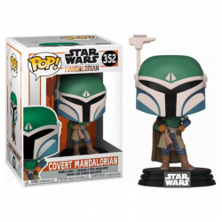 Funko POP TV: SW The Mandalorian - Covert Mandalorian